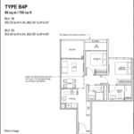 tapestry 2 bedder A