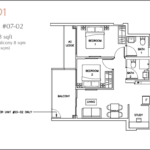 2bedroom plus Study B