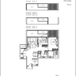 Kandis Residences 2 Bedroom floorplan