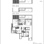 Kandis Residences 3 bedroom floorplan