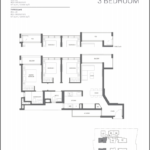 The Essence 3 Bedrooms B